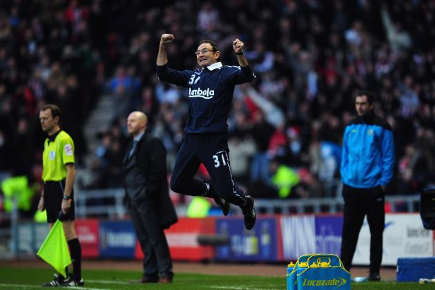 EPL: Sunderland and Their Success Under Martin O'Neill