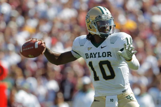 2012 NFL Mock Draft: Where Robert Griffin III and More Game-Changers Will Land