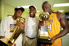 Kobe Bryant or Magic Johnson? Who Is the Best Laker Ever? Shaq Knows...