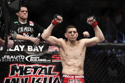 NSAC Reveals Nick Diaz Tests Positive for Marijuana, Fails UFC 143 Drug Test