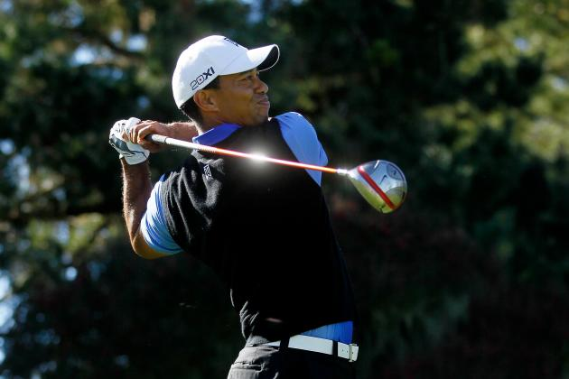 AT&T Pebble Beach National Pro-Am Full Recap: Woods Five Shots Behind