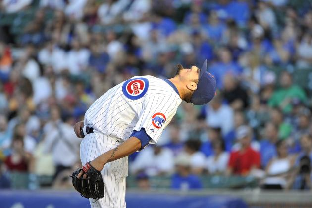 Matt Garza Is the Key to the Chicago Cubs' Season and Their Future