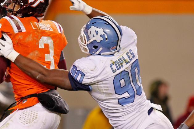 2012 NFL Mock Draft: Quinton Coples Leads a 1st Round D-Line Surge