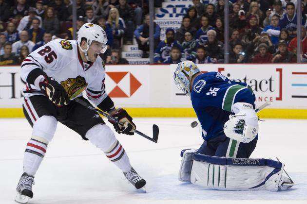 Chicago Blackhawks: The Time Has Come to Trade Viktor Stalberg