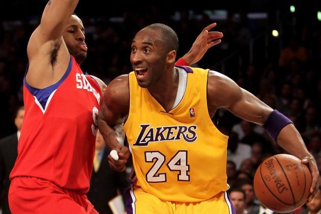 Philadelphia's Hatred of Kobe Bryant Is Puzzling