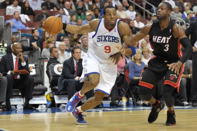 Andre Iguodala Named to Eastern Conference All-Star Team