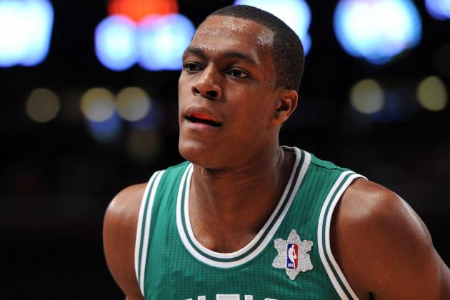 Rajon Rondo: All-Star Game Snub Will Be Good Thing for Celtics Star