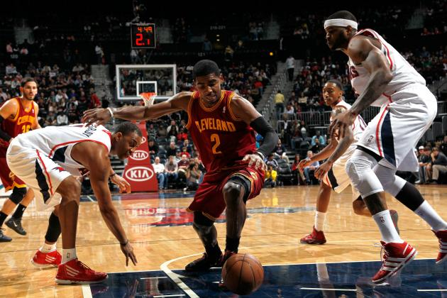 Kyrie Irving Snubbed in NBA All-Star Game Selections