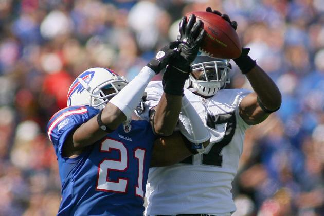 Leodis McKelvin: Will the Buffalo Bills Keep Him or Cut Him in 2012?
