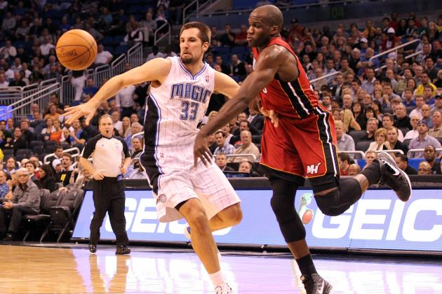 2012 NBA All-Star Snubs: Ryan Anderson Left off of Eastern Conference Reserves