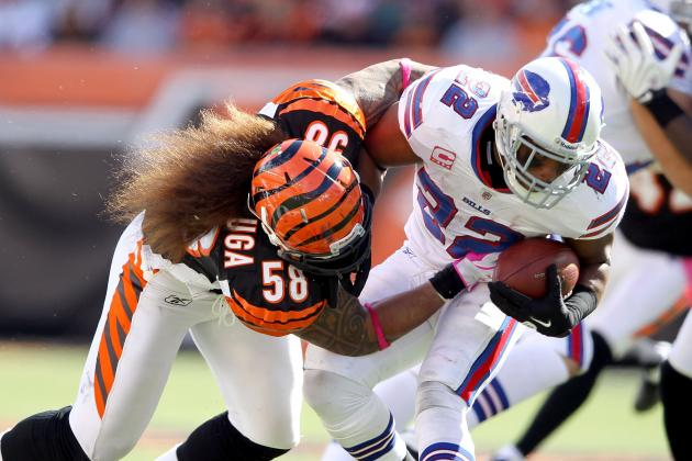 Cincinnati Bengals: Rey Maualuga Reportedly Involved in Bar Fight