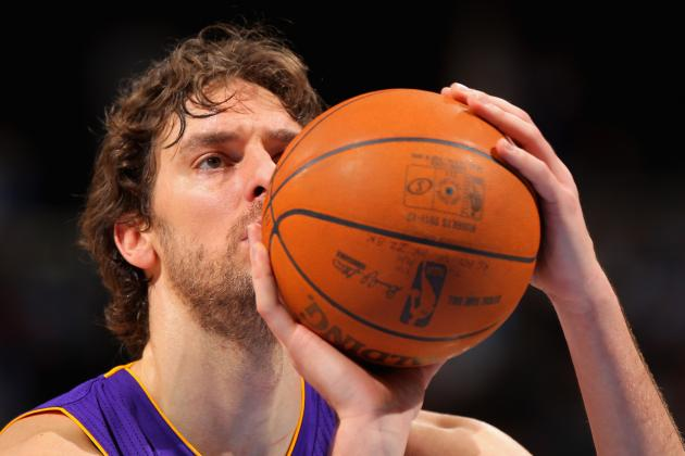 Los Angeles Lakers Road Trip Experience: Pau Gasol Silences Boston Celtics Fans