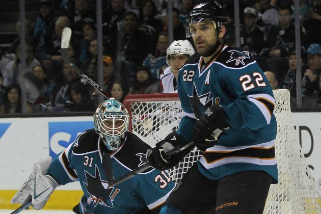 San Jose Sharks Host Chicago Blackhawks in Battle of Sleeping Giants