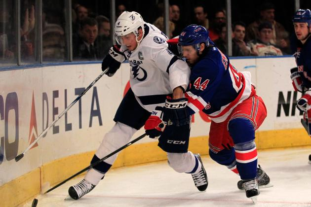 Rangers' Recap: Richards' Overtime Score Puts Blueshirts Past Lightning