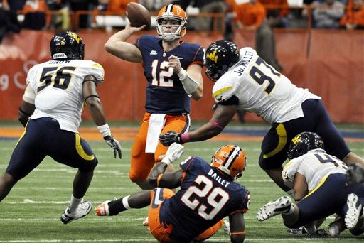 Syracuse Orange Could Be on Their Way to ACC Thanks to West Virginia