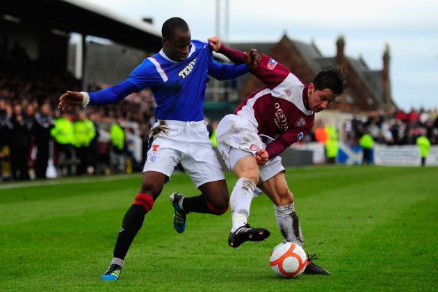 Scottish Premier League: Rangers V. Dunfermline Preview