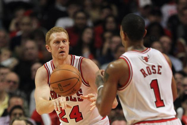 Brian Scalabrine and the 2012 USA Olympic Basketball Team