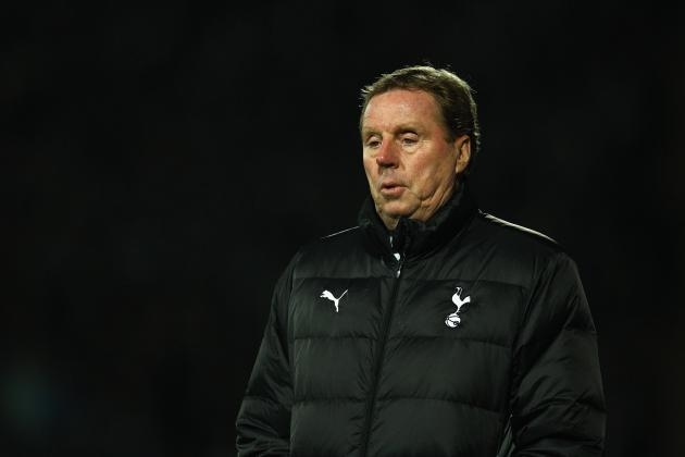 Redknapp News:  Lord Sugar Says Harry Should Not Take England Job