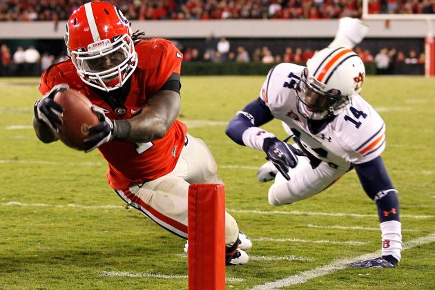 Georgia/Auburn Rivalry Could Be Victim of SEC Expansion