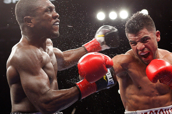 Ortiz vs Berto: What Each Fighter Gains from Rematch