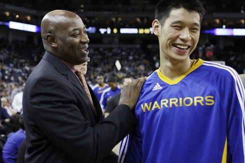 Jeremy Lin and Former Coach Keith Smart Entwined in Unlikely Success Stories
