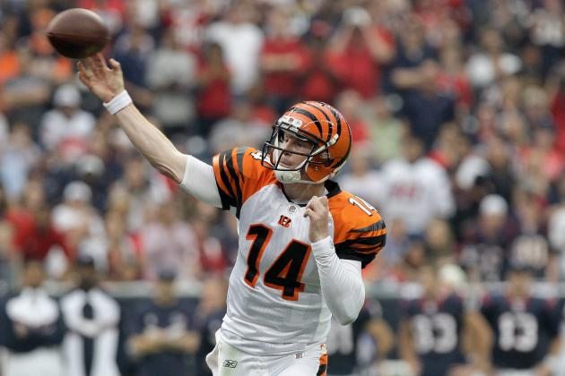 Cincinnati Bengals: Why Andy Dalton is the Next Eli Manning