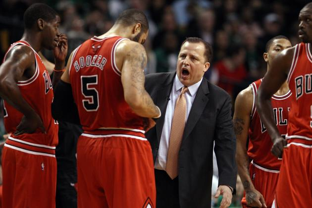 Tom Thibodeau: Is He the Reason Dwight Howard Refuses to Play for the Bulls?