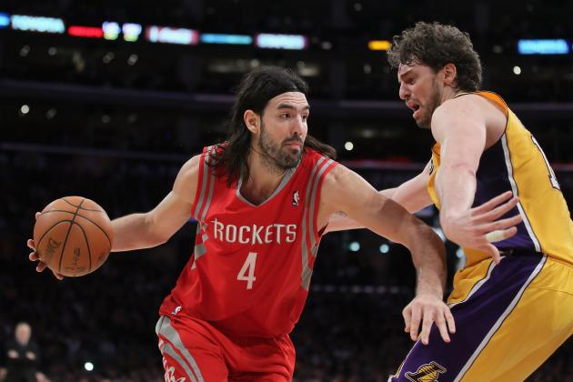 NBA Trade Rumors: Lakers Must Move Pau Gasol to Rockets to Add Depth