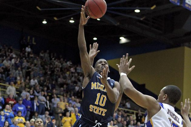 Murray State, MTSU, St. Mary's Struggle Under Burden of Perfection