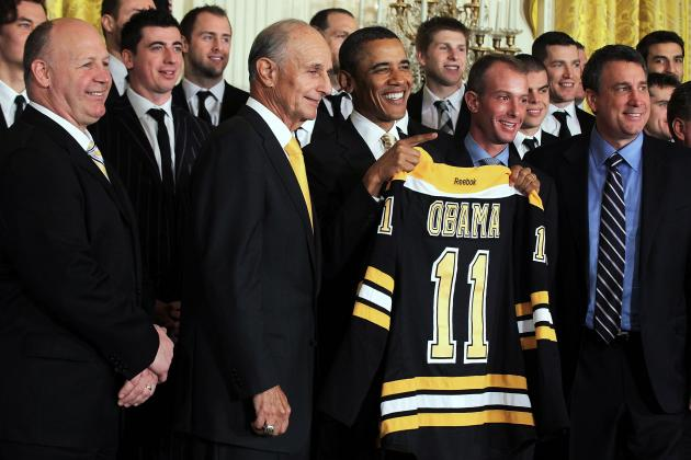Tradition, Boston Bruins' Tim Thomas, the NHL and Party Politics
