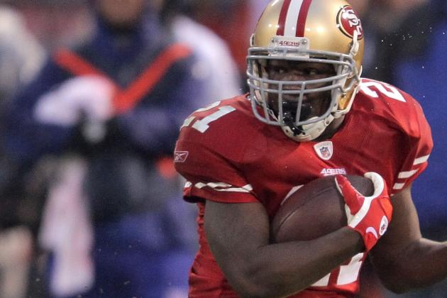 Will Frank Gore Have a Breakout Year for San Francisco 49ers in 2012?