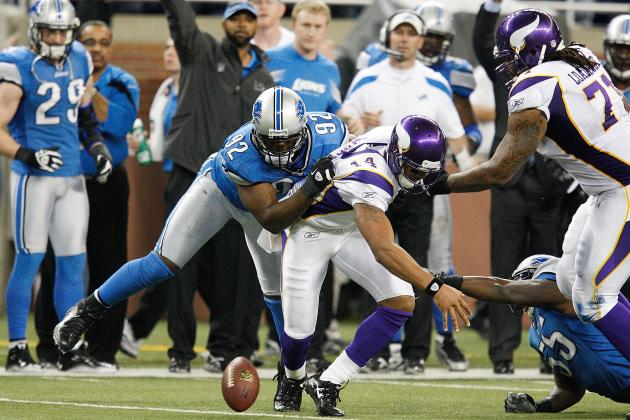 2012 NFL Free Agents: Why Lions Must Do Whatever It Takes to Keep Cliff Avril