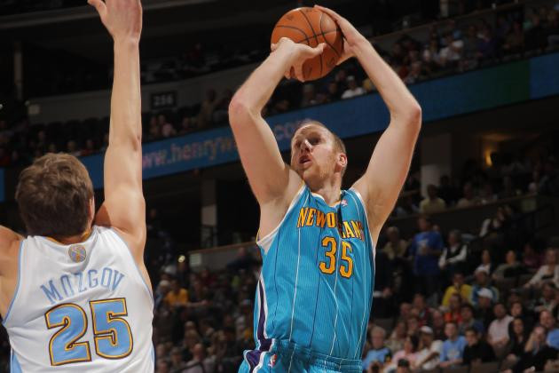 NBA Trade Rumors: Hornets Must Keep Chris Kaman's Expiring Contract