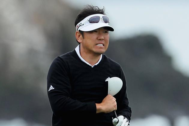 AT&T Pebble Beach National Pro-AM: Wi Leads by Three; Woods Six Back