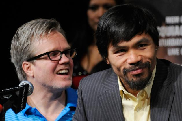 Pacquiao vs. Bradley: Pac-Man Says