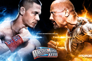 WWE WrestleMania 28: Why We Do Care About the Rock vs. John Cena Matchup