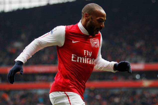 Thierry Henry Back to New York; Arsenal Fails to Extend Loan