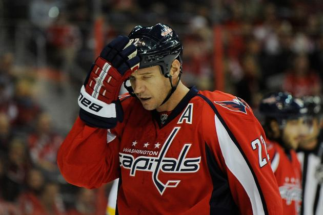 NHL Trade Rumors: Why Capitals Should Part Ways with Mike Knuble