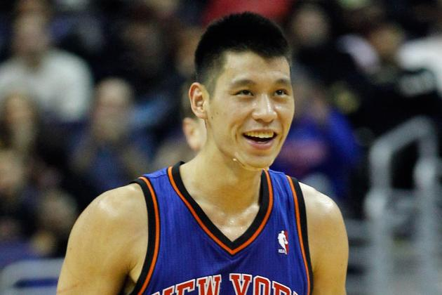 Jeremy Lin: Linsanity Continues as Lin Scores 38 and Knicks Bury Kobe and Lakers