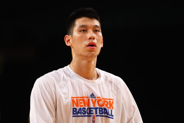 Jeremy Lin: Showing Yellow Mamba Sign Leaves ESPN with Some Explaining to Do
