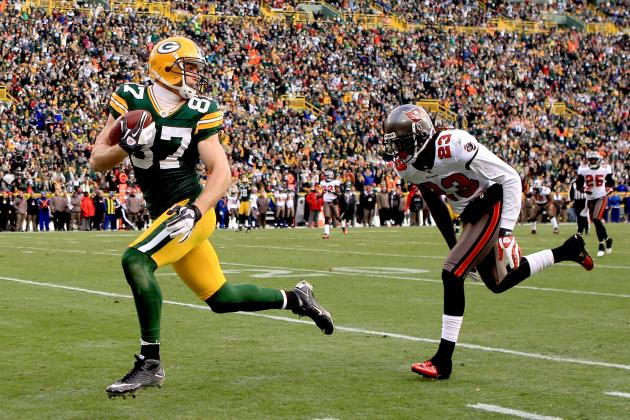 Green Bay Packers Offensive Players Who Need to Step It Up in 2012