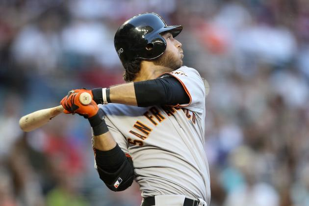 San Francisco Giants: How Long Will Shortstop Brandon Crawford Last?