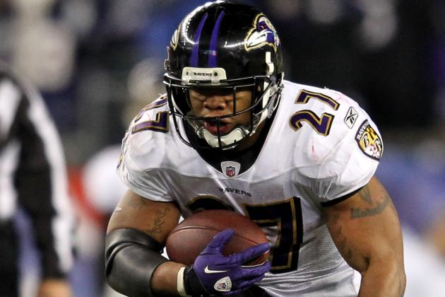 Baltimore Ravens 2012 Free Agency: Is Ray Rice's Deal Close to Getting Done?