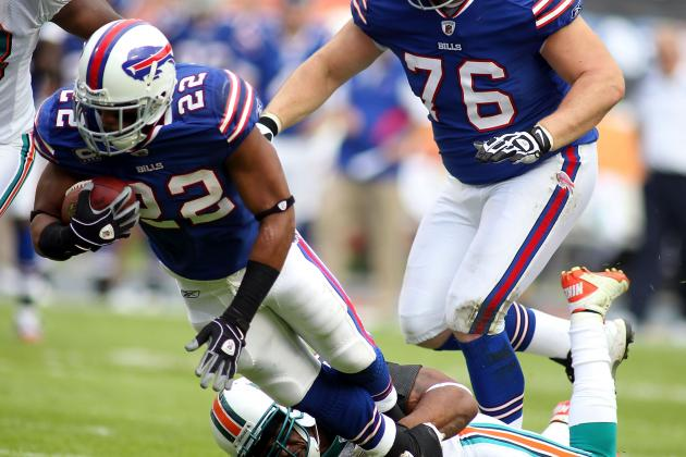 Fred Jackson Contract: Buffalo Bills Prepared to Spend Money This Offseason
