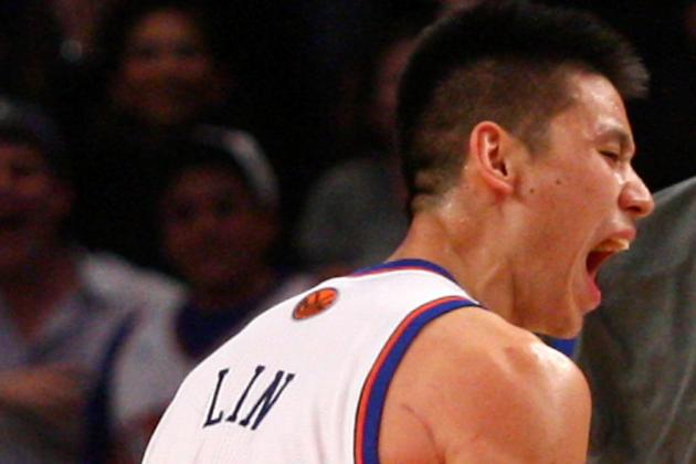 Debate: How Many Points Will Jeremy Lin Average by the End of the Season?