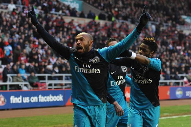 Sunderland vs. Arsenal: Thoughts on the Gunners' Win at the Stadium of Light