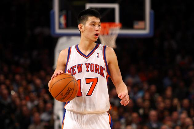 Jeremy Lin of the New York Knicks: The NBA's Best Story in Years