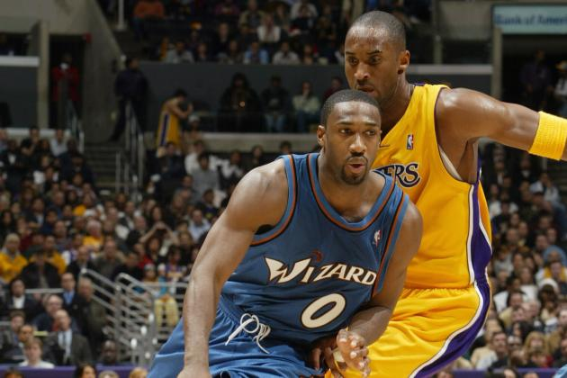 NBA Rumors: Kobe Bryant's Approval of Gilbert Arenas Proves He Is Desperate