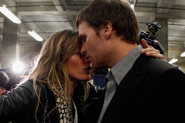 Gisele and Gronkowski Victims of the Fly on the Wall