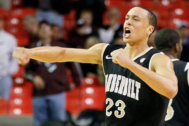 Vanderbilt Basketball: How Vanderbilt Can Upset No.1 Kentucky Wildcats